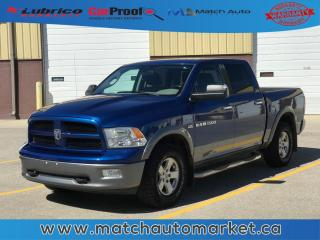 Used 2011 RAM 1500 OUTDOORSMAN for sale in Winnipeg, MB