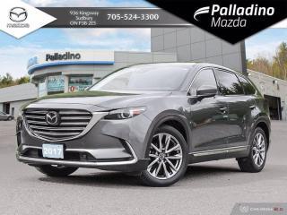 Used 2017 Mazda CX-9 Signature for sale in Sudbury, ON