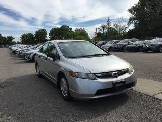 Used 2008 Honda Civic DX-G Very clean! Drives great. Excellent condition for sale in London, ON