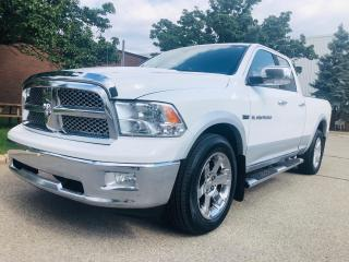 Used 2012 RAM 1500 Laramie for sale in Mississauga, ON