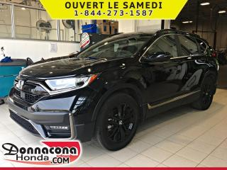 Used 2020 Honda CR-V BLACK EDITION *SPECIALE DEMONSTRATEUR* for sale in Donnacona, QC
