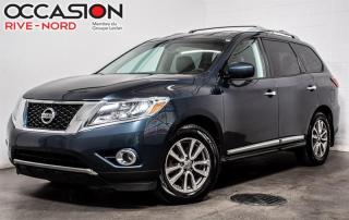 Used 2016 Nissan Pathfinder SL AWD CUIR+7.PASSAGERS+CAM.RECUL for sale in Boisbriand, QC