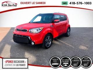 Used 2016 Kia Soul * SX LUXE* BLUETOOTH* CAMERA* SIEGES CHA for sale in Québec, QC