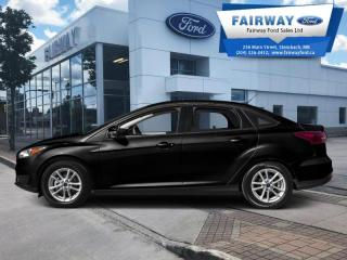 Used 2015 Ford Focus Sedan SE  - Bluetooth -  SYNC for sale in Steinbach, MB
