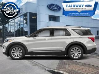 New 2020 Ford Explorer XLT for sale in Steinbach, MB