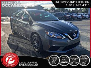 Used 2018 Nissan Sentra SV for sale in Rouyn-Noranda, QC