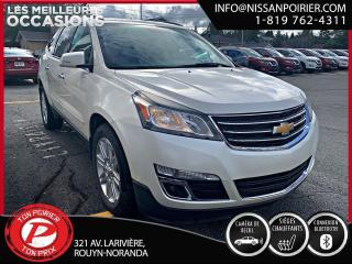 Used 2013 Chevrolet Traverse 1LT for sale in Rouyn-Noranda, QC