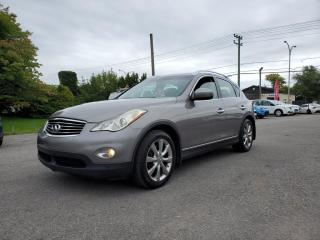 Used 2008 Infiniti EX35 *AWD*BT*TOIT* ++ for sale in St-Jérôme, QC