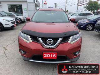 Used 2016 Nissan Rogue SV   BLIND SPOT+NAVI $58.74 /Wk for sale in Hamilton, ON