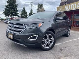 Used 2016 Ford Edge Titanium for sale in Scarborough, ON
