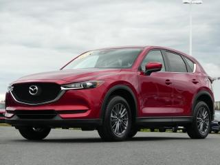 Used 2020 Mazda CX-5 GX AWD DEMONSTRATEUR for sale in St-Georges, QC