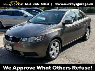 Used 2010 Kia Forte EX for sale in Guelph, ON