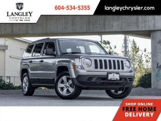Used 2016 Jeep Patriot Sport  Accident Free / Locally Driven / Single Owner for sale in Surrey, BC
