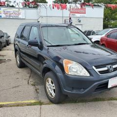 Used 2003 Honda CR-V for sale in Toronto, ON