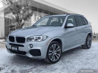 Used 2016 BMW X5 xDrive35i M SPORT! ENHANCED! for sale in Winnipeg, MB
