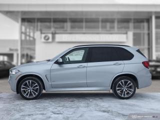 Used 2016 BMW X5 xDrive35i CLEARANCE! M SPORT! ENHANCED! for sale in Winnipeg, MB