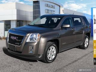 Used 2012 GMC Terrain SLE-1 Low Mileage | Bluetooth | Back Up Camera for sale in Winnipeg, MB