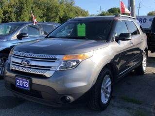 Used 2013 Ford Explorer XLT for sale in Brockville, ON