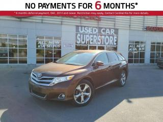 Used 2014 Toyota Venza Bluetooth, Keyless Entry, Cruise Control. for sale in Niagara Falls, ON