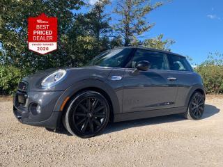 Used 2016 MINI Cooper Hardtop 3DR S *NAVIGATION - PANORAMIC ***SALE PENDING*** for sale in Winnipeg, MB
