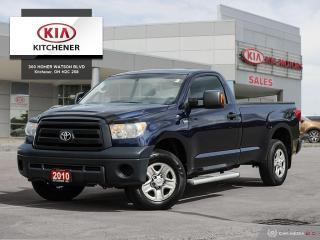 Used 2010 Toyota Tundra 4x2 Reg Cab Long Bed 4.6 V8, CARFAX CLEAN!!!! for sale in Kitchener, ON