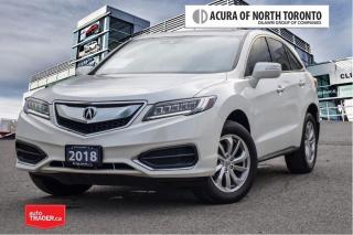 Used 2018 Acura RDX Tech at No Accident| Remote Start| Blind Spot for sale in Thornhill, ON