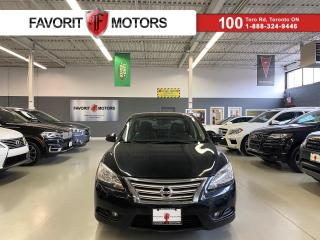 Used 2014 Nissan Sentra SL *CERTIFIED!*|NAV|BOSE|SUNROOF|LEATHER|BACKUPCAM for sale in North York, ON