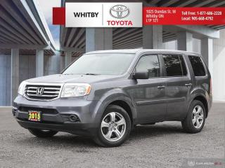 Used 2015 Honda Pilot LX for sale in Whitby, ON