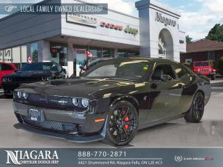 Used 2016 Dodge Challenger SRT Hellcat for sale in Niagara Falls, ON
