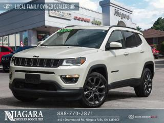 Used 2019 Jeep Compass Limited | Lane Departure for sale in Niagara Falls, ON