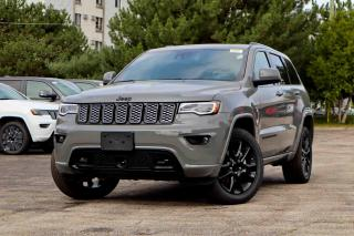 New 2020 Jeep Grand Cherokee ALTITUDE 4X4 for sale in Waterloo, ON
