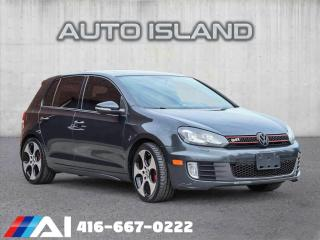 Used 2011 Volkswagen Golf GTI 5dr HB DSG for sale in North York, ON