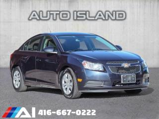 Used 2014 Chevrolet Cruze 4dr Sdn 1LT for sale in North York, ON