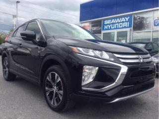 Used 2020 Mitsubishi Eclipse Cross SE S-AWC - Bluetooth - $500 Prepaid Visa for sale in Cornwall, ON