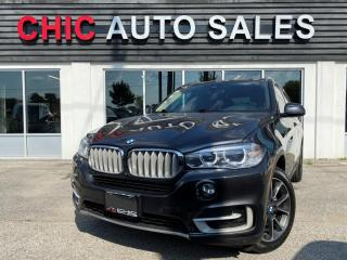 Used 2016 BMW X5 xDrive35i|NO-ACCIDENT|ONE OWNER|HUD|LOADED for sale in Richmond Hill, ON