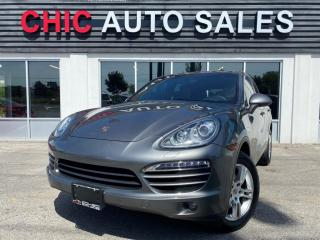 Used 2012 Porsche Cayenne AWD|TIPTRONIC|NO-ACCIDENT for sale in Richmond Hill, ON