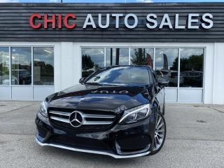 Used 2016 Mercedes-Benz C-Class C300|4MATIC|AMG SPORT PKG|NO-ACCIDENT for sale in Richmond Hill, ON