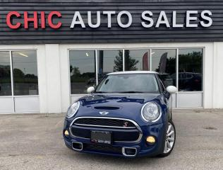 Used 2015 MINI Cooper Hardtop S|3Door|MANUAL|NAVI|NO-ACCIDENT|ONE OWNER for sale in Richmond Hill, ON