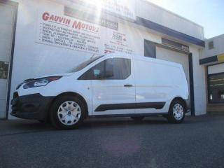 Used 2016 Ford Transit Connect XL LOADED, METAL SHELVING for sale in Swift Current, SK