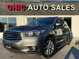 Used 2015 Infiniti QX60 AWD|TECH PKG|NAVI|7 PASSENGER for sale in Richmond Hill, ON