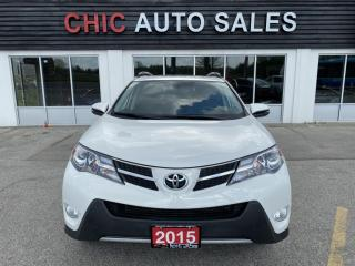 Used 2015 Toyota RAV4 LIMITED AWD|NO-ACCIDENT|ONE OWNER|NAVI|LOADED for sale in Richmond Hill, ON