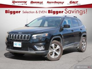 Used 2019 Jeep Cherokee for sale in Etobicoke, ON