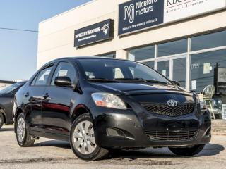 Used 2010 Toyota Yaris 4DR SDN for sale in Oakville, ON