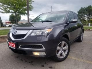 Used 2013 Acura MDX AWD 4dr Tech Pkg for sale in Scarborough, ON