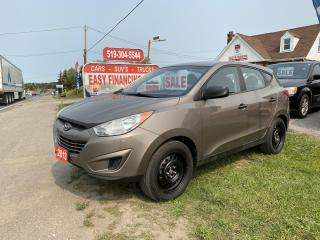Used 2013 Hyundai Tucson GL call/text us-519-732-7478, Great condition,fuel efficient, roomy. for sale in Brantford, ON