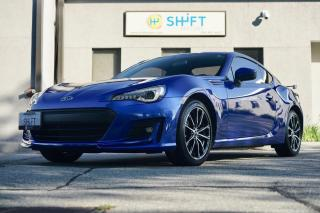 Used 2017 Subaru BRZ LIMITED REAR VIEW CAMERA, NAVIGATION, CARFAX CLEAN for sale in Burlington, ON