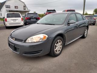Used 2011 Chevrolet Impala police for sale in Dunnville, ON