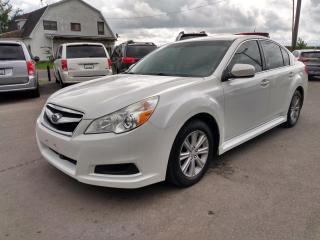 Used 2012 Subaru Legacy 2.5i Premium for sale in Dunnville, ON