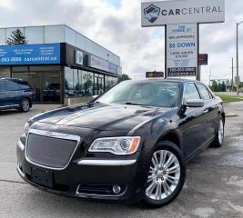 Used 2013 Chrysler 300 C | AWD | BACKUP CAM | NAVI | BLIND SPOT ASSIST | for sale in Barrie, ON