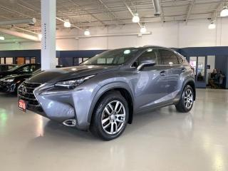 Used 2016 Lexus NX 200t 4DR SUV AWD for sale in Mississauga, ON